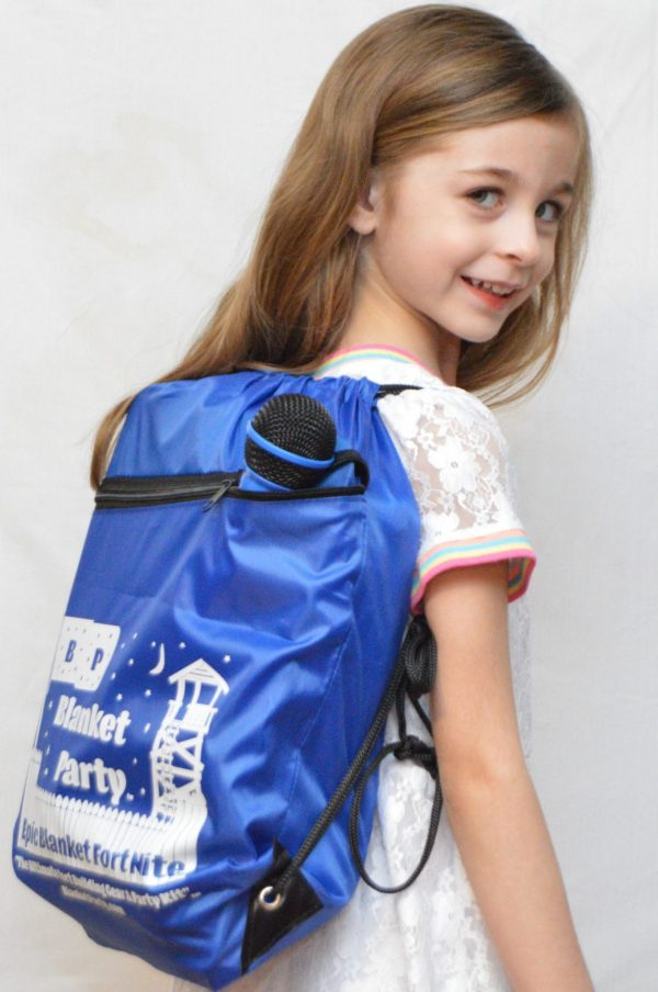 Backpack Included